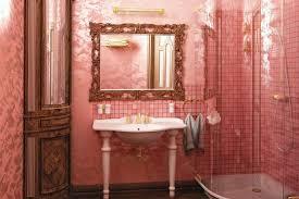 wallpaper designs for bathrooms pink bathrooms fan site aims to preserve 50s decor realtor com