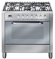 Harvey Norman Ovens And Cooktops Ilve Stainless Steel 900mm Multi Fuel Freestanding Cooker Harvey