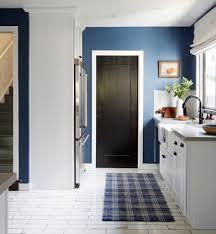 Farrow And Ball Kitchen Cabinet Paint An Amazing Kitchen Painted In Farrow U0026 Ball Stiffkey Blue