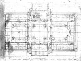 Building Plans Washington History Legislative Building Legacy Washington Wa