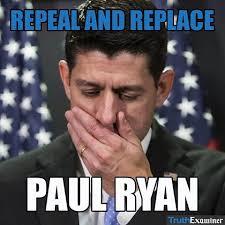 Paul Ryan Meme - paul ryan fails again delays vote on ryancare 2 0 pacific pundit