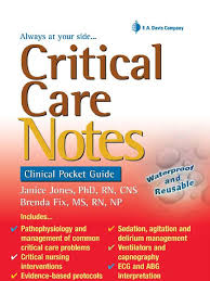 critical care notes clinical p medical specialties clinical