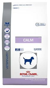 royal canin veterinary diet calm dog food stress management dog food