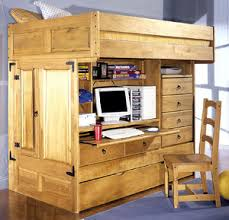 Bunk Bed Trundle Bed The Rustica Loft Bunk Bed