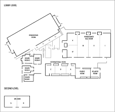 floor plan los angeles conference room space near lax renaissance los angeles airport hotel
