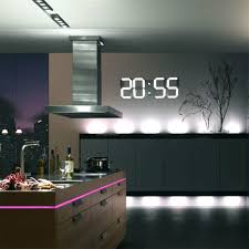 Ivation Clock by Digital Wall