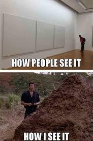 Modern Art Meme - how i see modern art meme xyz