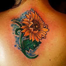 small flower tattoo flower ankle tattoo on tattoochief com