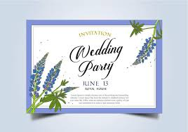 vector wedding invitation cards download free templates at vecteezy