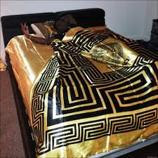 Versace Bedroom Furniture Bedroom Versace Used Furniture Black And Gold Versace Bedding