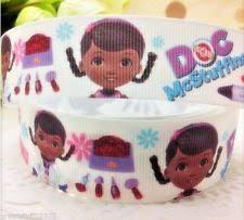 doc mcstuffins ribbon doc mcstuffins ribbon ebay