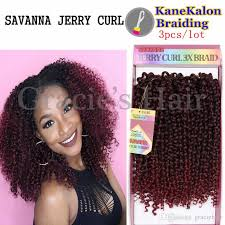 jerry curl weave hairstyles 2018 2017 new hairstyles kanekalon braid jerry curl braids for