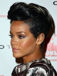 rihanna hairstyle file elle south africa