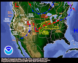 us weather map for april us weather forecast heavy snow heavy earth