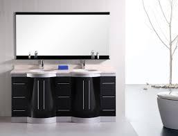 High Gloss Bathroom Vanity by A Stylish Double Sink Bathroom Vanity With Tops Bathroom Sink Koonlo