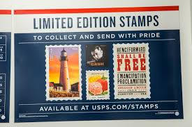 u s post office made stamps cheaper for the first time in 100