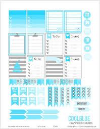 Cool Blue 51 Best Craft Planner Images On Pinterest Planner Ideas Happy