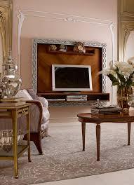 classic tv cabinet wooden liberty medea