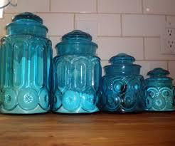 martha stewart kitchen canisters stylish bathroom decor ideas glass canisters bathroom decor set