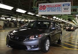 where is the honda accord made welcome to honda manufacturing of ohio honda of america mfg
