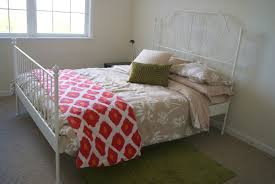 Metal Bed Frame No Boxspring Needed Bedroom Amazing Picture Of Furniture For Bedroom Decoration Using