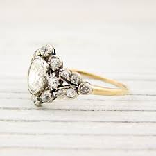 Vintage Wedding Rings by Go Back Gallery For Simple Victorian Engagement Rings In Italy