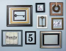 gorgeous wall hanging photo frames handmade rustic wall decor