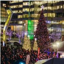 2017 vancouver tree lighting vancouver international