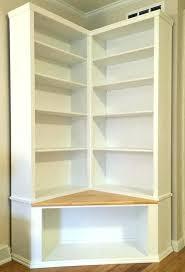 Corner Bookcase Cherry Bookcase Bookcase Corner Bookshelf Cherry Wood Corner Bookcase