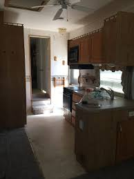 5th Wheel Living Room Up Front by How To Install Rv Flooring Happiest Camper