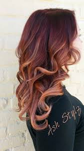best 25 copper gold hair ideas on pinterest red highlights hair