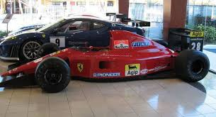 formula 1 car for sale dealer selling jean alesi s f1 scuderia tipo 642 racer