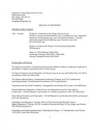 remarkable law application resume sle with student