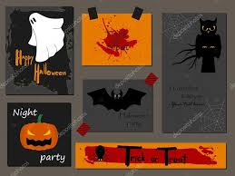 halloween lettering templates halloween party invitation greeting card flyer banner poster