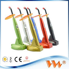 what is a dental curing light used for oral dental curing light with blue light