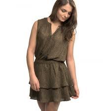 summer dresses uk maison scotch silky feel sleeveless printed womens summer dress