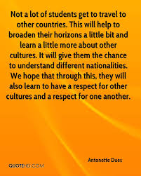 quotes about understanding other cultures