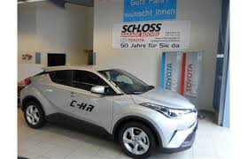 si e auto 1 toyota c hr 1 8 hsd comfort cvt chf 30 900 demonstration car