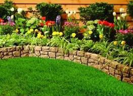 Decorative Stone Home Depot Decorative Garden Stones 26 Fabulous Garden Decorating Ideas With