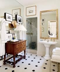 traditional bathroom ideas photo gallery 25 artistic bathroom designs with gallery wall rilane