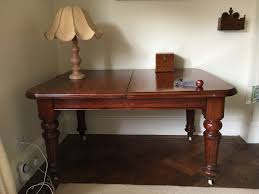 Antique Mahogany Dining Room Furniture by Antique Mahogany Dining Room Table In West End Glasgow Gumtree