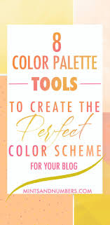 interesting and useful color scheme generators 25 tools 8 color palette tools to create the perfect color scheme color