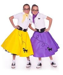 50s Halloween Costumes Kids 25 Poodle Skirt Costume Ideas Poodle Skirts