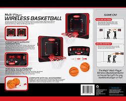amazon com majik wireless basketball game electronic