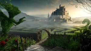 fantasy landscapes wallpaper