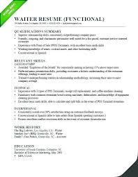 resume outlines exles skills on a resume sle