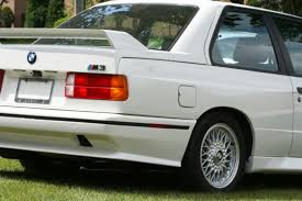 Bmw M3 Back - 1988 bmw m3 german cars for sale blog