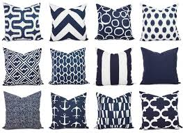 best blue pillow covers ideas only on navy backyard