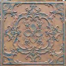 decor faux tin ceiling tiles with worn art ceiling tiles artistic