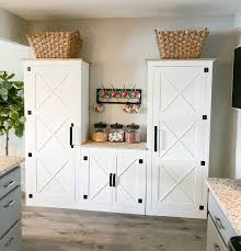 real wood kitchen pantry cabinet diy pantry cabinet shanty 2 chic